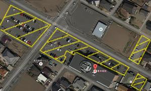 利用可能な駐車場